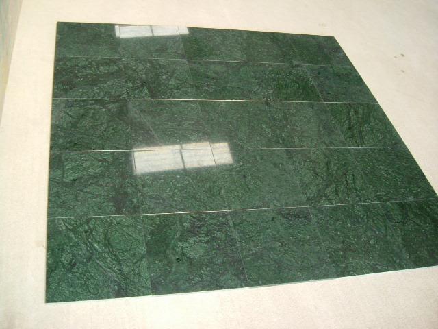 Verde Guatemala Marmor Fliesen