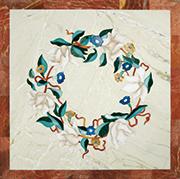 Edelstein Intarsien Einlegeplatte Art No.1