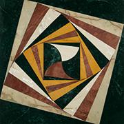 Naturstein Intarsien Einlegeplatte Art No.12