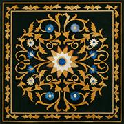 Edelstein Intarsien Einlegeplatte Art No.3