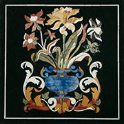 Marmor Intarsienplatte Art No.7